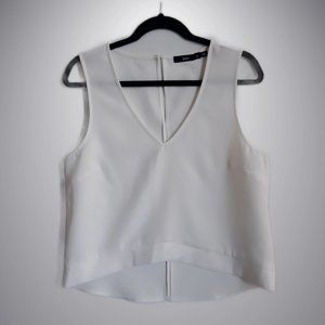 Sportsgirl Cropped top - Size 12
